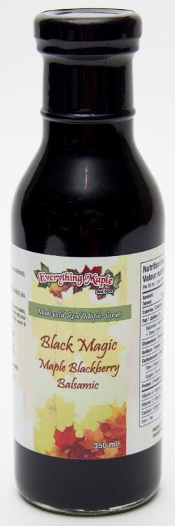 Black Magic Maple Blackberry Balsamic