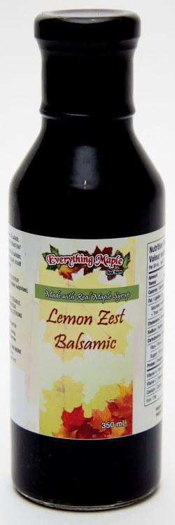 Lemon Zest Balsamic