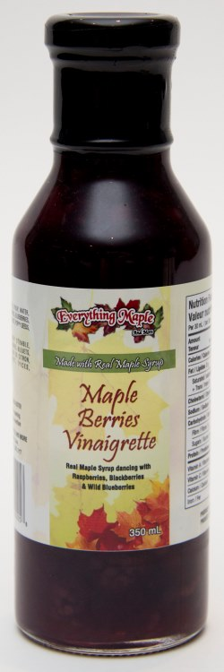 Maple Berries Vinaigrette