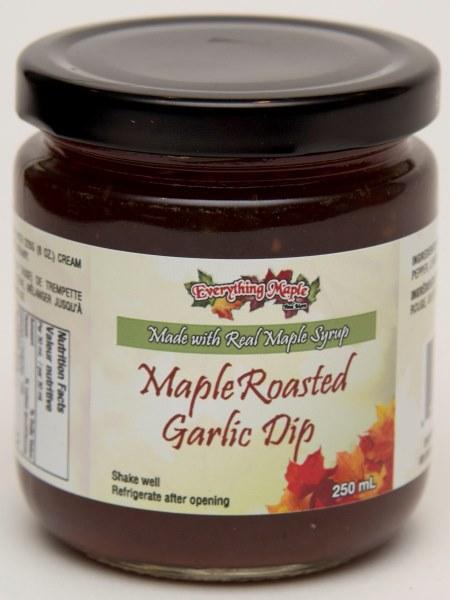 Maple Roasted Garlic Dip