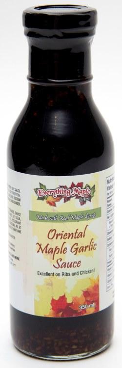 Maple Oriental Sauce