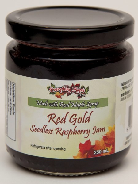 Red Gold Seedless Raspberry Jam